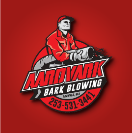 Aardvark Bark Blowing & Landscape serving Tacoma, Puyallup, Seattle, Puget Sound